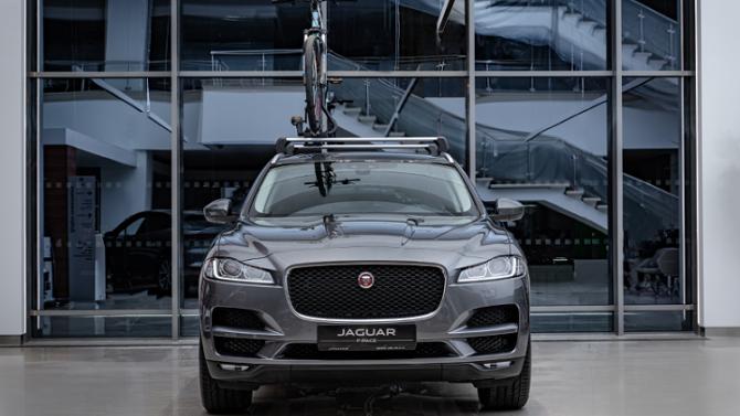 Jaguar F-Pace с преимуществом до 517 000 рублейв «АВИЛОН»