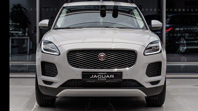 Jaguar E-pace от 2 611 000 рублей в «АВИЛОН»