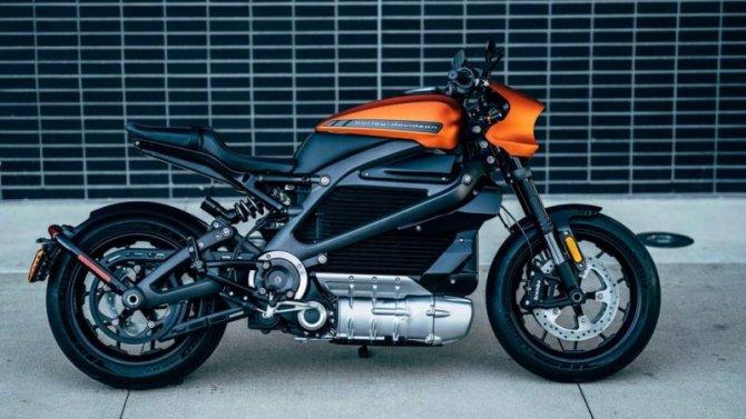 Harley-Davidson приостановил выпуск электроциклов