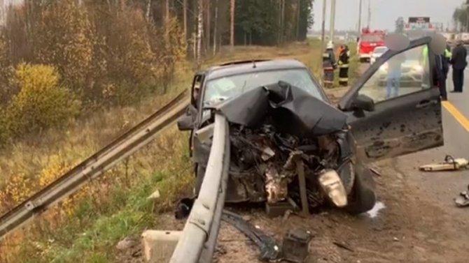 10-летний ребенок погиб в ДТП в Тверской области