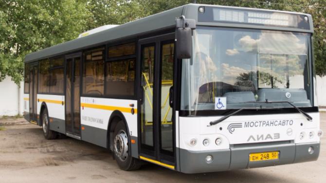ВРоссии отзывают автобусы «ЛиАЗ»