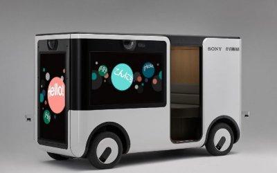 Sony иYamaha проектируют беспилотный автомобиль
