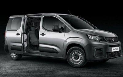 Peugeot Partner получил новую модификацию