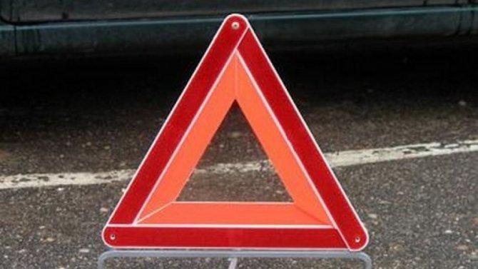 Два человека погибли в ДТП с микроавтобусом под Красноярском