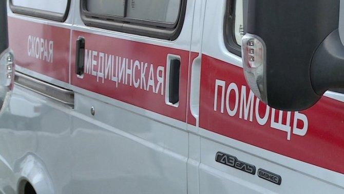 В Перми иномарка сбила пятерых детей на переходе