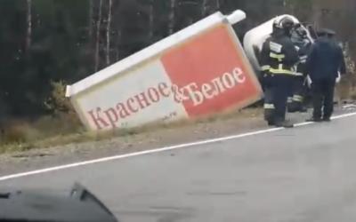 Водитель иномарки погиб в ДТП в Сысольском районе