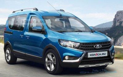 Lada Van может появиться уже следующим летом