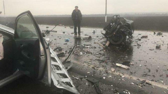 В ДТП в Татарстане погиб человек