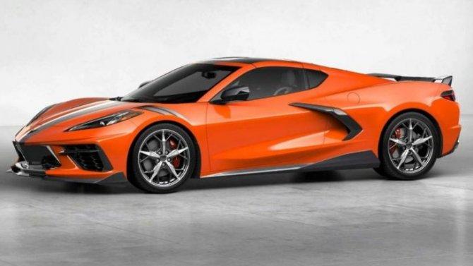 Опубликованы цены нановый Chevrolet Corvette