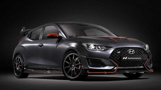 Hyundai Veloster стал «злее»