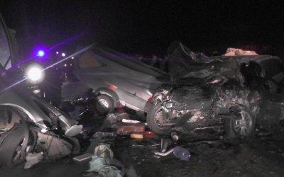 Два человека погибли в ДТП в Курганской области