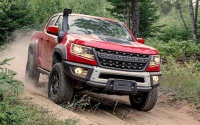 Выпуск Chevrolet Colorado ZR2 Bison будет увеличен