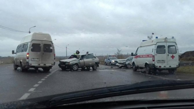 В ДТП в Магнитогорске женщина потеряла ребенка на последнем месяце беременности