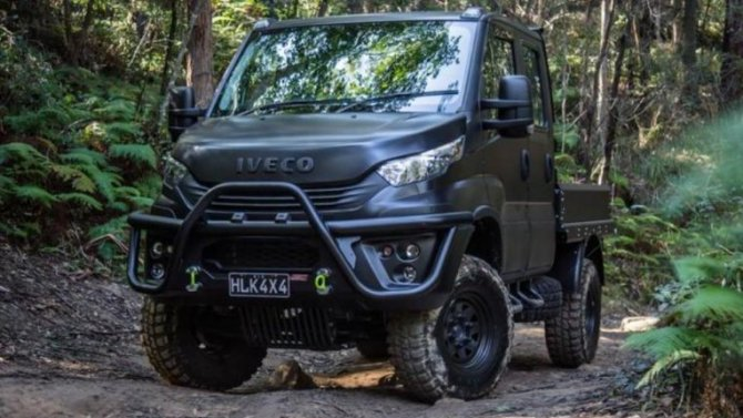 ВIveco подготовлен новый грузовик