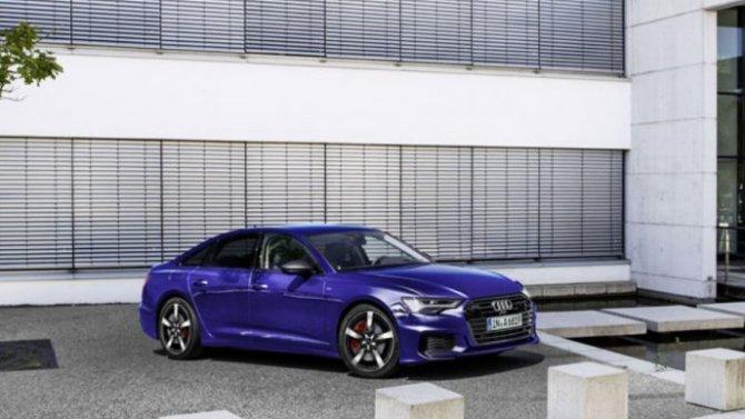 Audi А6 получил новую версию
