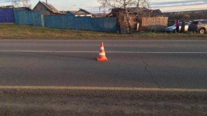 ВКрасноярском крае «Лада» насмерть сбила ребенка