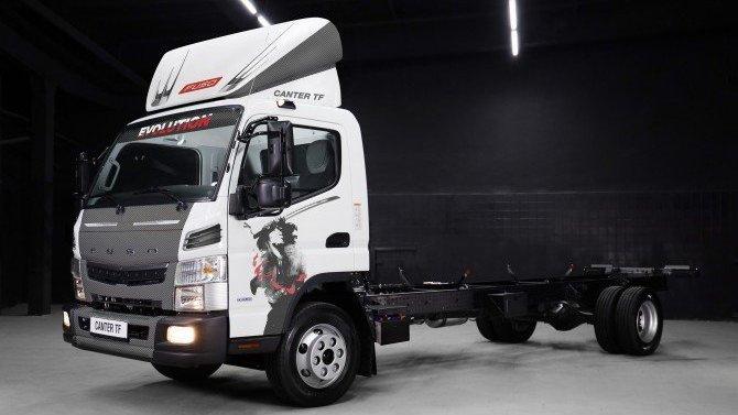 ВРоссии начались прямые продажи грузовиков Fuso