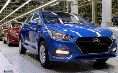 Представлен Hyundai Solaris соштатным ГБО