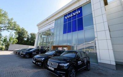 Volvo: продажи вРоссии растут