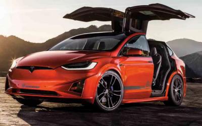 Выпуск электромобилей Tesla достиг рекордной величины