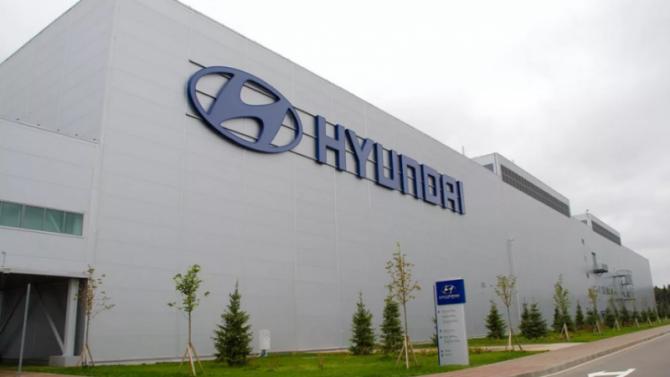 Hyundai наладит вСанкт-Петербурге выпуск моторов