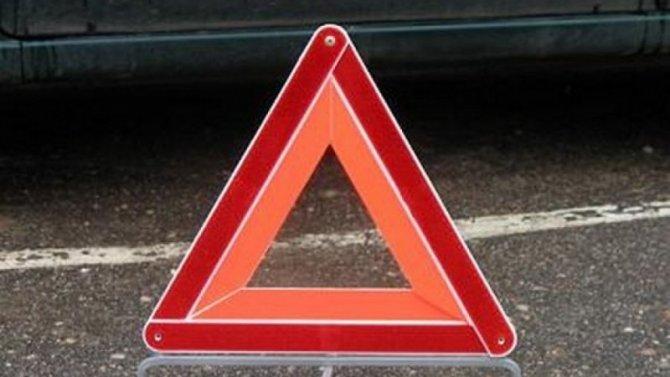 В Курске иномарка сбила подростка