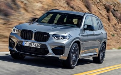 BMW Х3 М: каков «табун» под капотом?