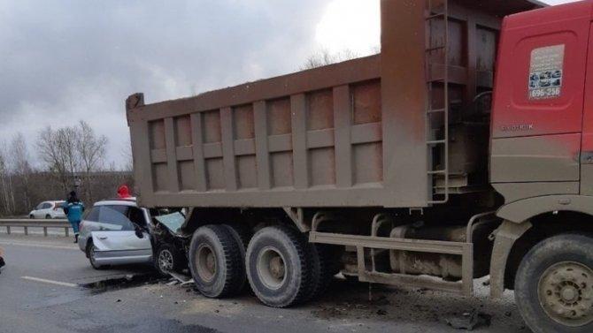В ДТП в Тобольске погиб водитель