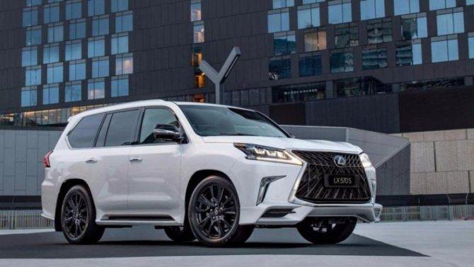 Lexus запатентовал новое обозначение
