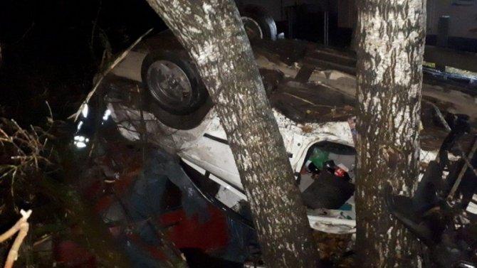 Четыре человека пострадали в ДТП в Нижегородской области