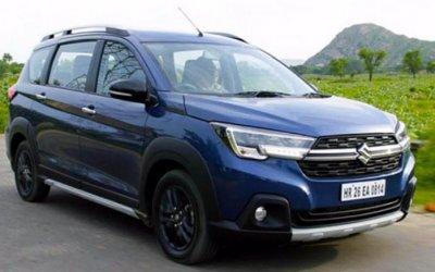 Индия начала экспорт Suzuki XL6