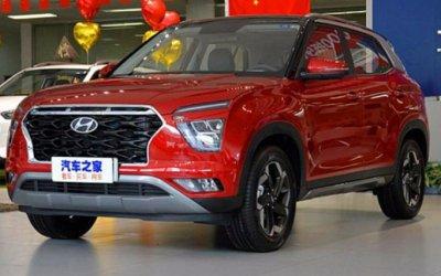 Рестайлинговый Hyundai Creta: продажи начнутся содня надень
