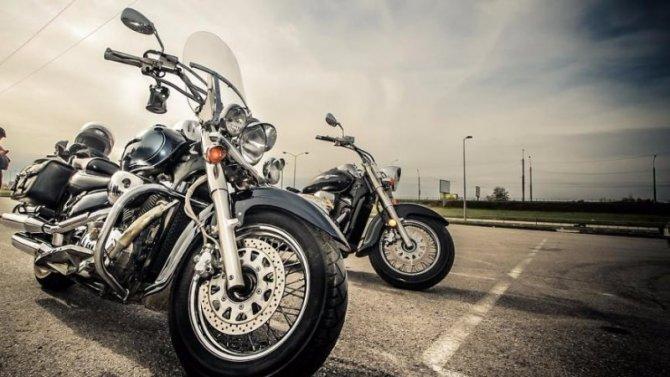 ВРоссии вырос рынок новых мотоциклов