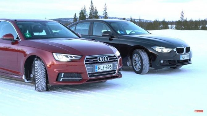 Audi Quattro или BMW xDrive: чей полный привод лучше?