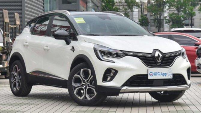 Продажи нового кроссовера Renault Captur стартовали