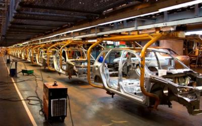 ВРоссии растет производство новых автомобилей