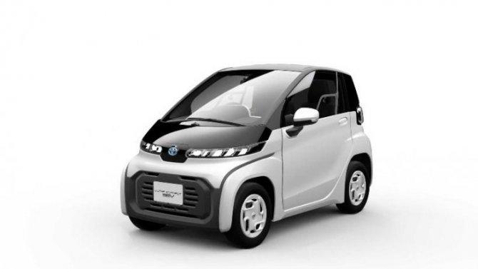 Toyota начала выпуск нового электромобиля