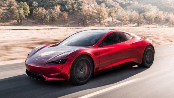 Серийный Tesla Roadster будет быстрее прототипа