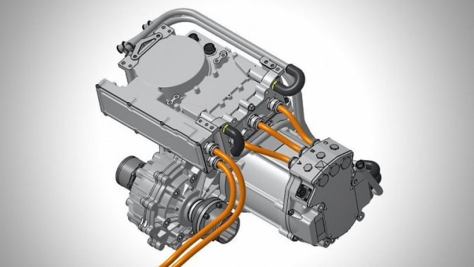 ВВеликобритании создан универсальный электромотор для транспорта