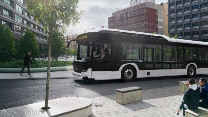 ВScania создали ультрасовременные автобусы