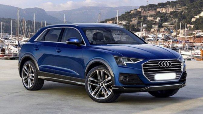 ВРоссии представлен новый Audi Q3