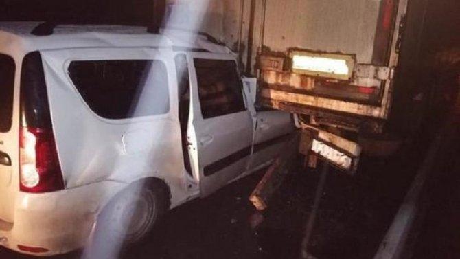 Два человека погибли в ДТП в Первомайском районе
