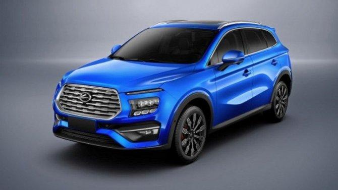 ВКитае полюбили дизайн Hyundai Santa Fe