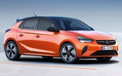 Известны подробности обэлектромобиле Opel Corsa-e