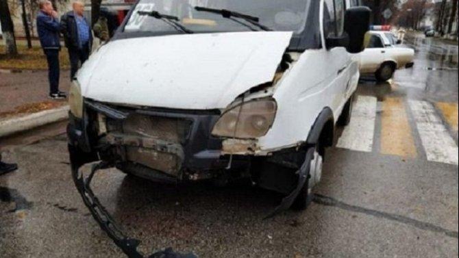 Три женщины пострадали в ДТП с маршруткой в Башкирии