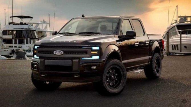 Стал известен облик нового Ford F-150