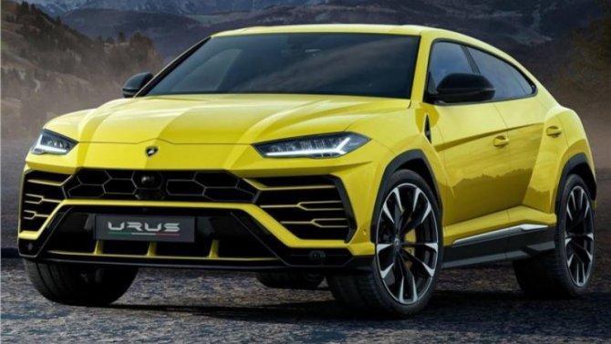 Lamborghini увеличивает российские продажи