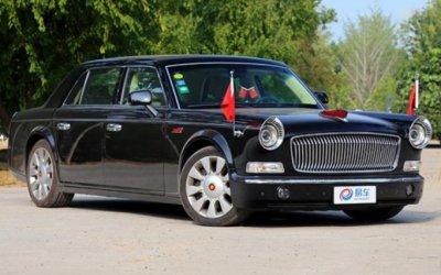 ВHongqi подготовили новый лимузин