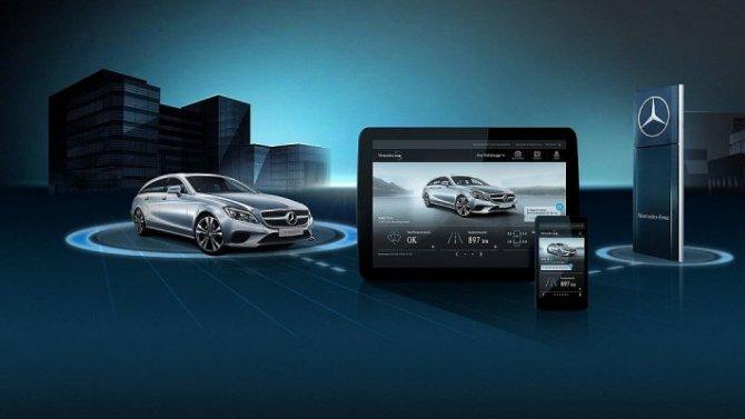 Приложение Mercedes Me: находка для угонщиков?