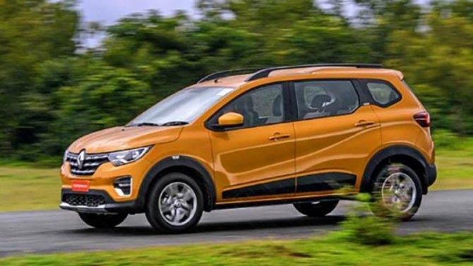 Кроссовер Renault HBC: премьера незагорами